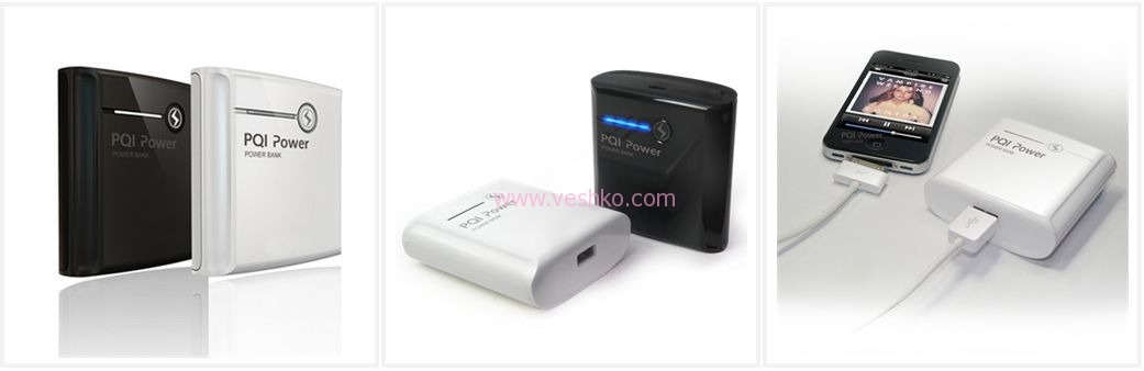 شارژر همراه (پاور بانک) 5200