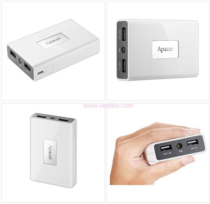 شارژر همراه (پاور بانک) 6600