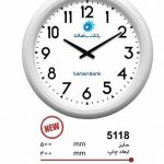 ساعت دیواری کد 5118